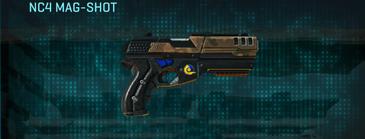 Indar rock pistol nc4 mag-shot