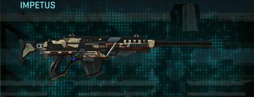 Indar scrub sniper rifle impetus