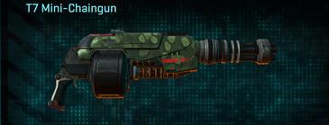Amerish grassland heavy gun t7 mini-chaingun