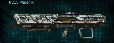 Forest greyscale rocket launcher nc15 phoenix