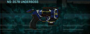 Nc patriot pistol ns-357b underboss