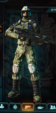 Nc pine forest combat medic