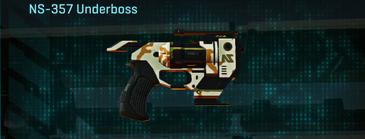 California scrub pistol ns-357 underboss