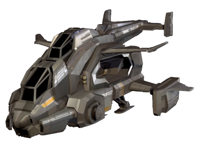 Vehicle Valkyrie