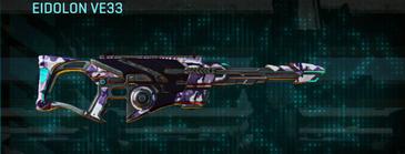Vs urban forest battle rifle eidolon ve33