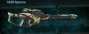 California scrub sniper rifle va39 spectre