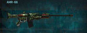 Amerish forest battle rifle amr-66