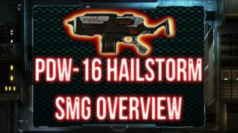 Video Planetside 2 Pdw 16 Hailstorm Weapon Overview Tr Smg
