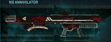 Tr loyal soldier rocket launcher ns annihilator