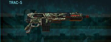 Scrub forest carbine trac-5