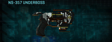 Indar dry brush pistol ns-357 underboss