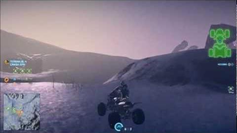Planetside 2 Esamir Terran BL-l4 Crash Site - Guide