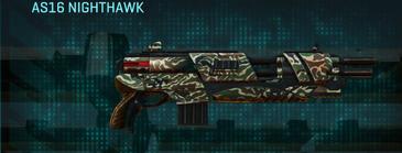 Scrub forest shotgun as16 nighthawk