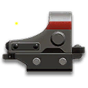 Weapons TR DokuWeapons Attachments ReflexSight001 Yellow 128x128