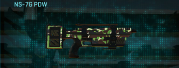 African forest smg ns-7g pdw