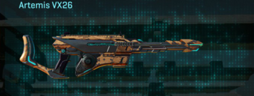 Indar canyons v1 scout rifle artemis vx26