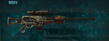Indar highlands v1 sniper rifle 99sv