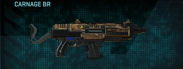 Indar plateau assault rifle carnage br