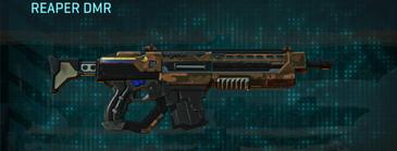 Indar rock assault rifle reaper dmr