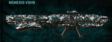 Snow aspen forest rocket launcher nemesis vsh9