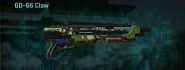 African forest shotgun gd-66 claw