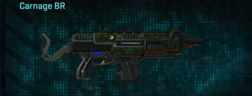 Clover assault rifle carnage br