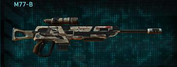 Desert scrub v2 sniper rifle m77-b