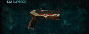 Indar dunes pistol tx2 emperor