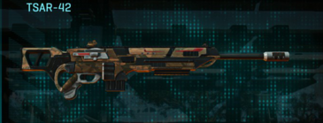 Indar rock sniper rifle tsar-42