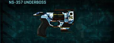 Nc urban forest pistol ns-357 underboss