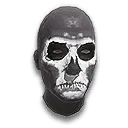 Skull Facepaint NS Helmet
