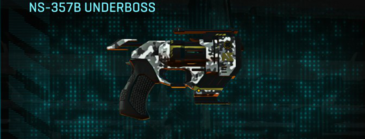 Snow aspen forest pistol ns-357b underboss