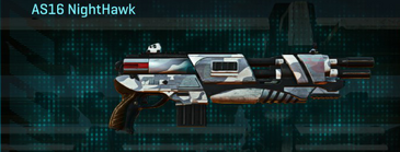 Esamir ice shotgun as16 nighthawk