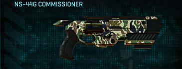 Scrub forest pistol ns-44g commissioner