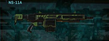Amerish leaf assault rifle ns-11a