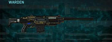 Indar highlands v1 battle rifle warden