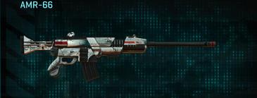 Rocky tundra battle rifle amr-66