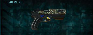 Scrub forest pistol la8 rebel