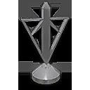 TR Hood Ornament