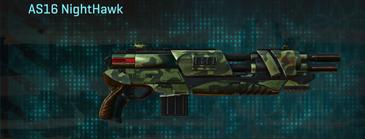 Amerish forest shotgun as16 nighthawk