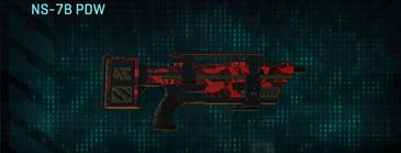 Tr alpha squad smg ns-7b pdw