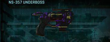Vs loyal soldier pistol ns-357 underboss
