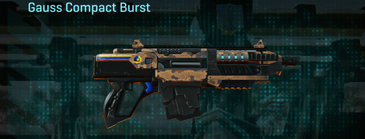 Indar canyons v1 carbine gauss compact burst