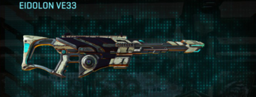 Indar dry ocean battle rifle eidolon ve33