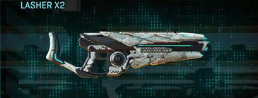 Rocky tundra heavy gun lasher x2