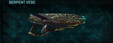 Scrub forest carbine serpent ve92