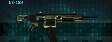Temperate forest lmg ns-15m