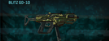 Temperate forest smg blitz gd-10