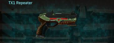 Amerish forest pistol tx1 repeater