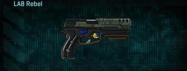 Amerish scrub pistol la8 rebel